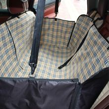 US $19.99 Front/Back Seat Dog Carrier For Car Car Travel Accessories Zipper Hammock Dog Car Seat Bag Pet Stroller Bed Dog Car Kennel Mat. Aliexpress product