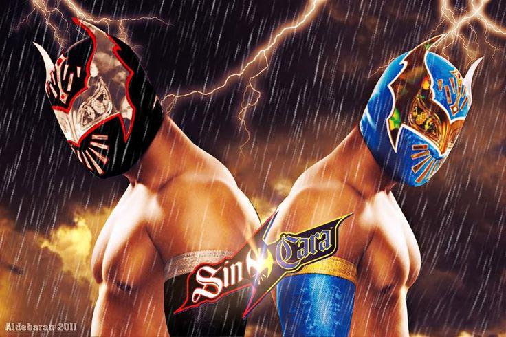 Wrestling Cakes Sin Cara