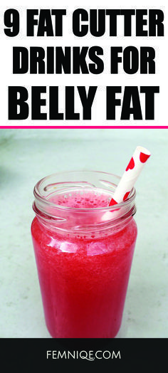 9 Super Fat Cutter Drink Recipes For Weight Loss
