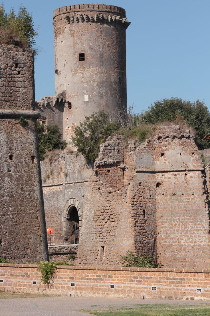 Nepi nel Viterbo, Lazio - Castle of Borgia - Foto Di Massimo Moscatelli