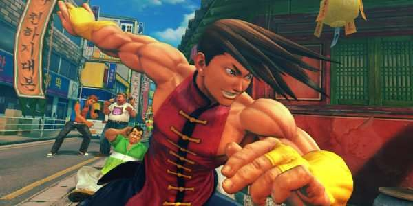 Super Street Fighter 4 Arcade Edition - XBOX 360