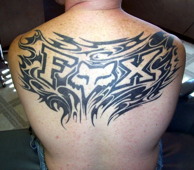 FOX Racing Tattoo Picture