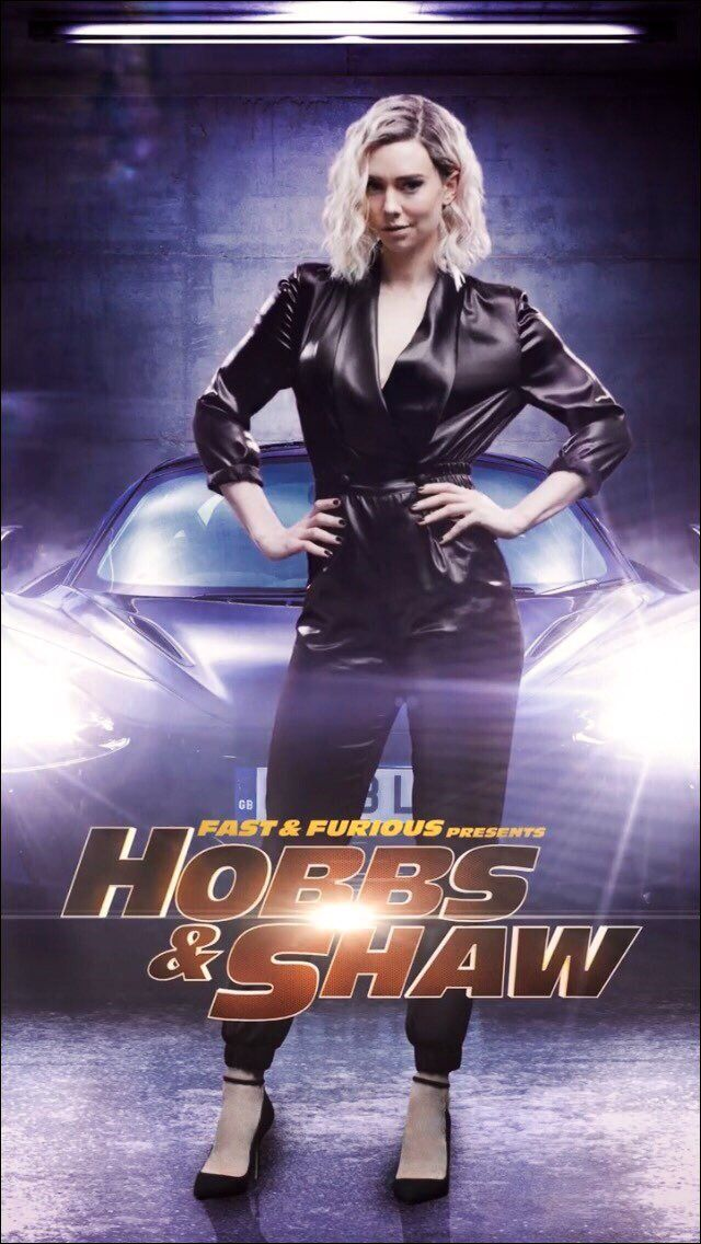 Hattie Shaw The Fast And The Furious Wiki Fandom Powered By Wikia Fast And Furious Vanessa Kirby Full Movies Online Free