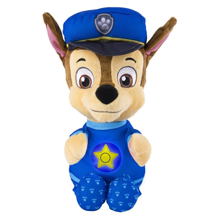 Paw Patrol - Chase Snuggle Up Pup Plush