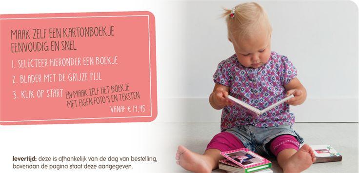 mijnkartonboekje.nl | Maak je eigen kartonboekje!
