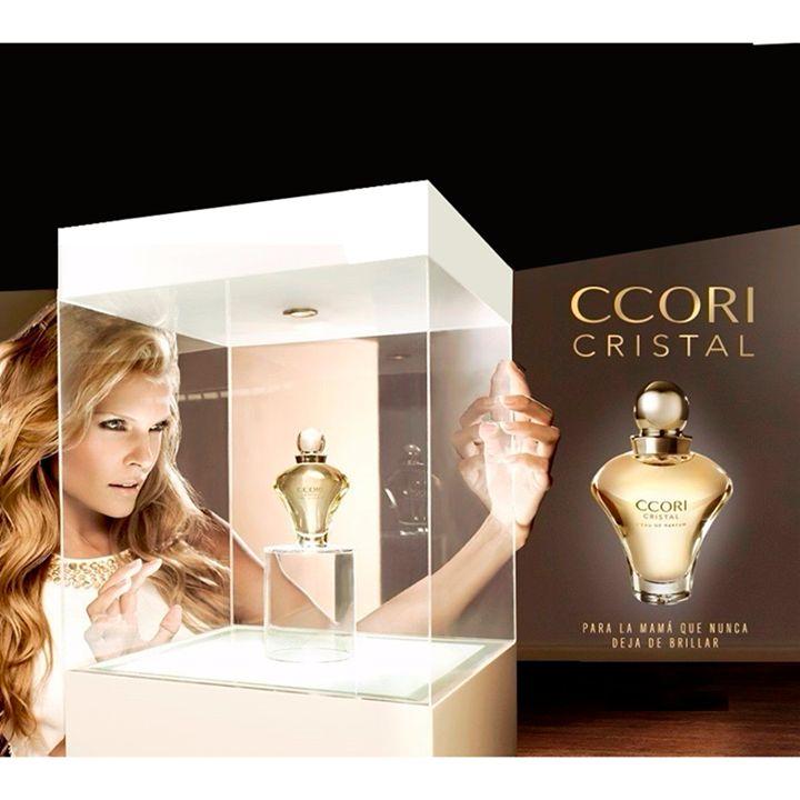 HOY 30% Dcto en Perfume CCORI CRISTAL #Yanbal. Envío Nacional #Colombia. http://www.descuentometro.com/producto/perfume-ccori-cristal-yanbal-50-ml/