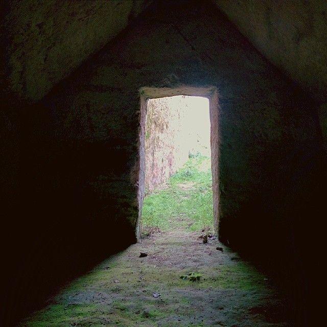 Mycenaean chamber tomb. Photo by @Vasiliki Vouzi