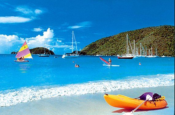US Virgin Islands (USVI). I recently updated several resorts at St. Thomas,St. Croix and St. John. You can also click the links on our USVI page to read TripAdvisor reviews.  Call Jeff or Sue for ideas and travel rates (including cruises) from www.atimetotravel.com 954-575-6101