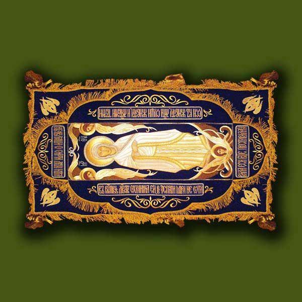 Плащаница Богородицы - фото