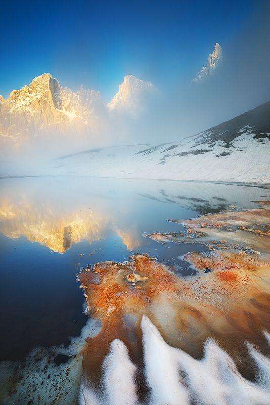 The mist by Enrico Montanari