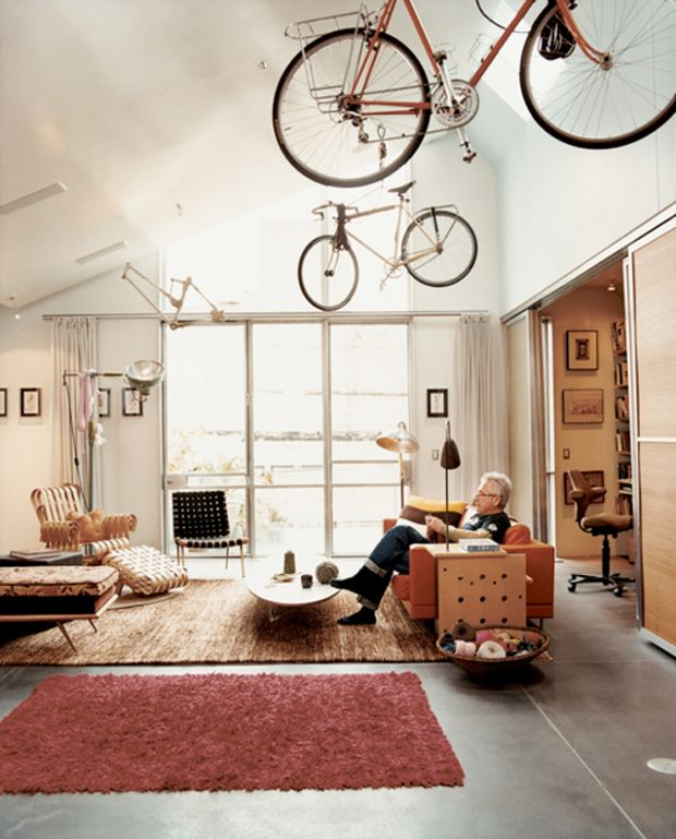 Unclutter In Style: 1000+ Ideas About Bike Storage Apartment On Pinterest