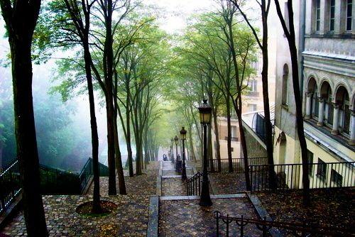 Montmartre, Paris - of course!