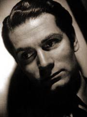 Sir Laurence Olivier. You saw his genius in Hamlet. The finest performance in the role, period.
