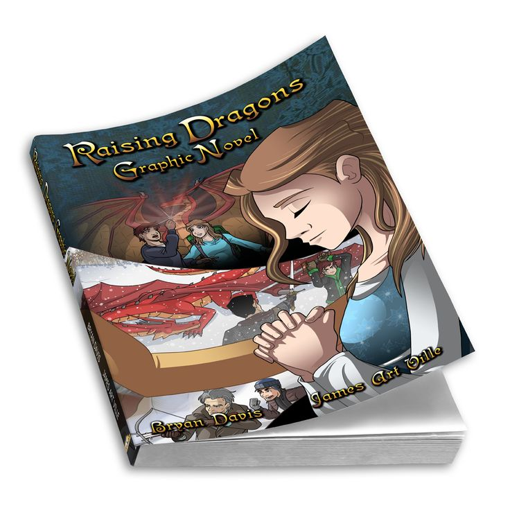 Media Tie In Graphic Novels: 96 Best Images About Raising Dragons Graphic Novel On
