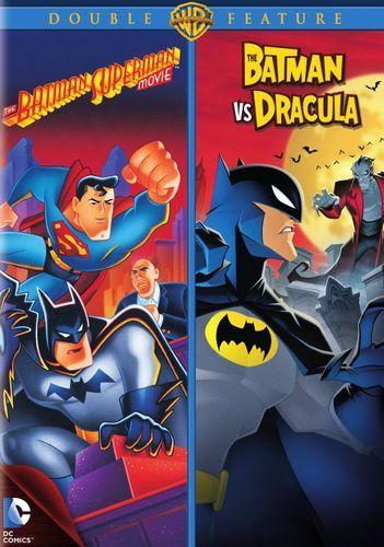 The Batman Superman Movie/The Batman vs. Dracula [DVD]