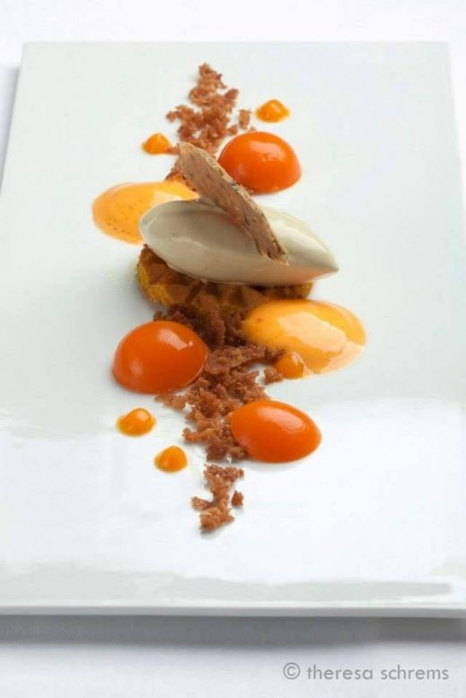 Kürbisdesset | The future of pastry | Desserts menu, Food ...