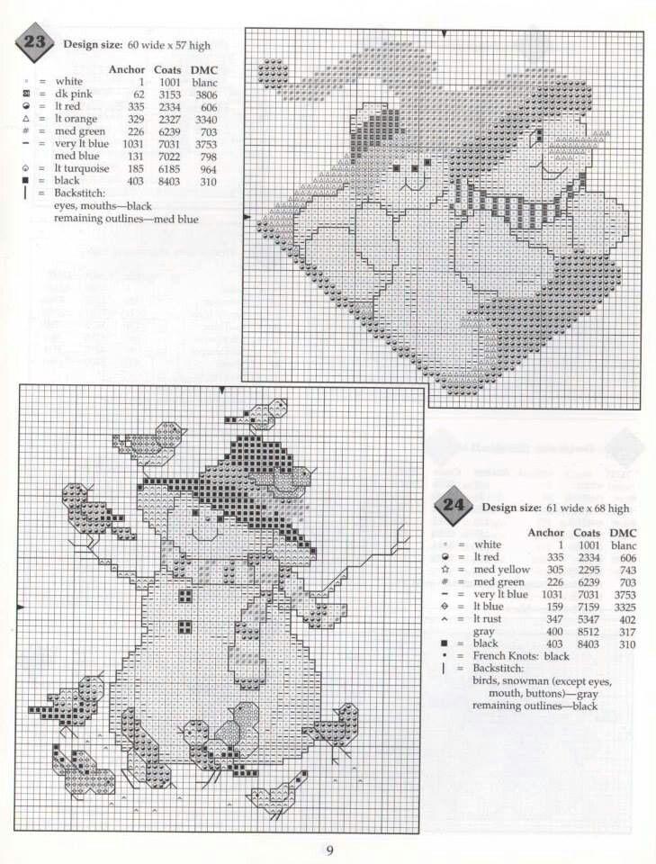 1530 mejores imágenes de Cross stitch en Pinterest   Cruces ...