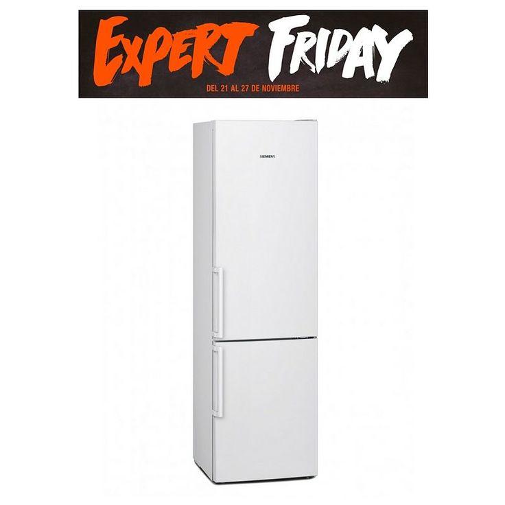 Siemens KG39NVW22 - Frigorífico No Frost A+ #electrodomesticos #hogar
