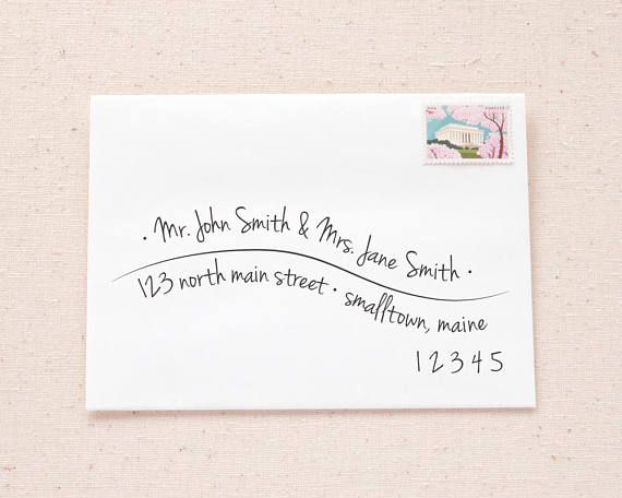 Best  Printable Save The Date Envelopes Ideas On