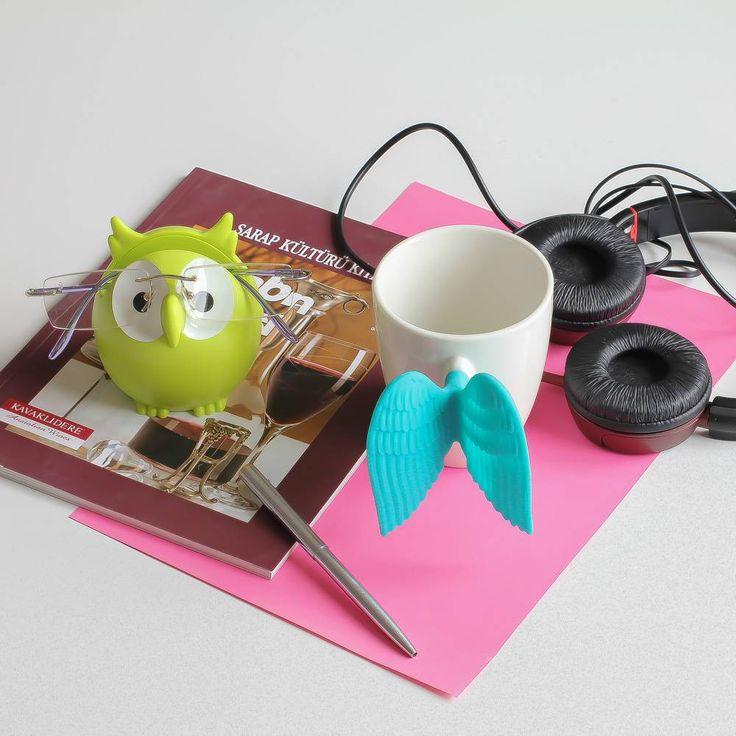 Mug Angel Time Mavi | #ev #mutfak #kahve #kupa #kahvekupasi #mug #melek #angel