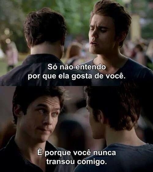 Serie: The Vampire Diaries (Diários de Um Vampiro)
