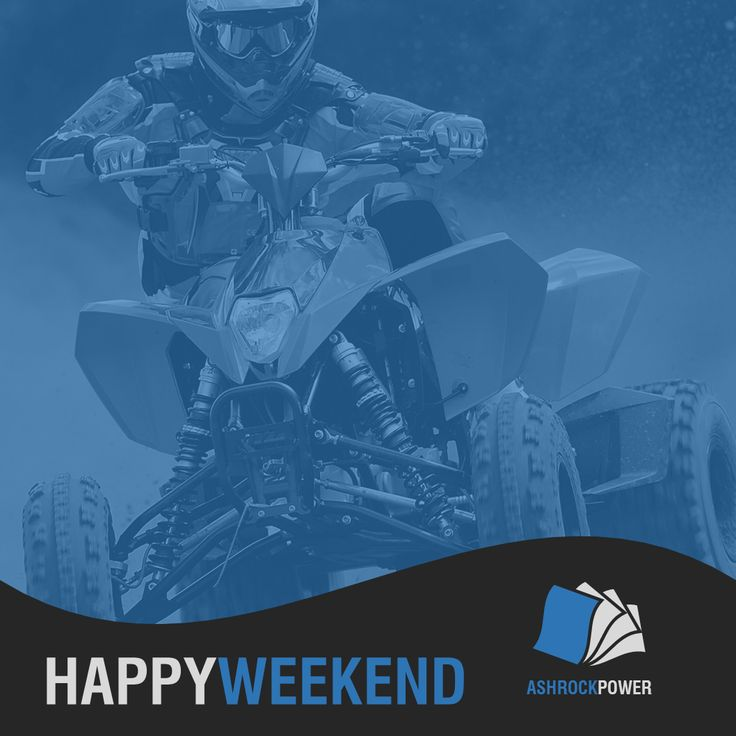 Happy Weekend | #weekend #fun #explore #ride #atv #sportsquad #outdoors #adventure