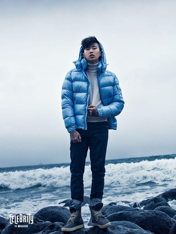 Jay Park - The Celebrity Magazine December Issue '15