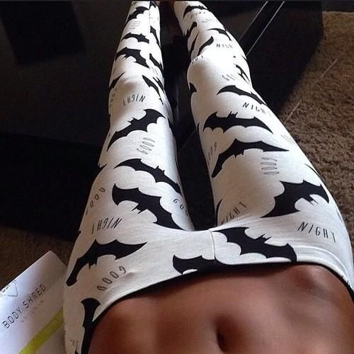 like himself? so I am :) #leggings