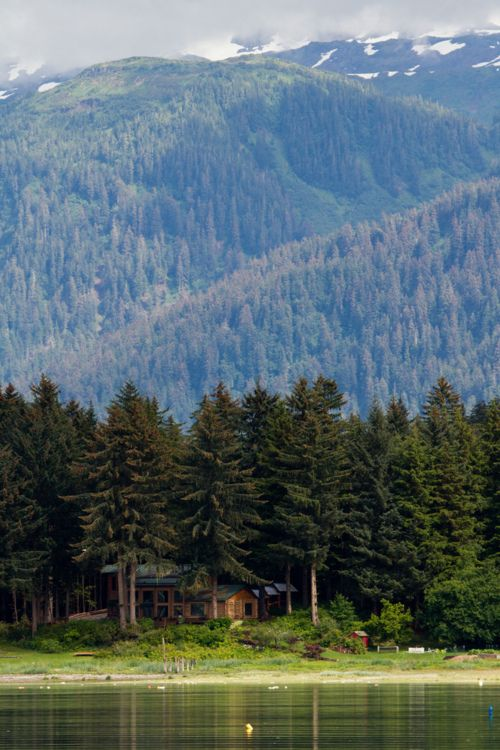Juneau, Alaska. OK. THIS is where I am going to live!