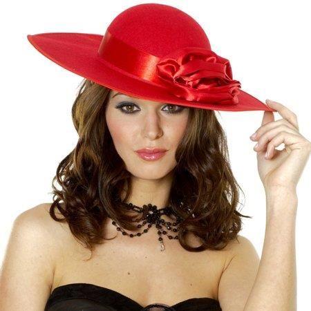 Летняя шляпа для полных