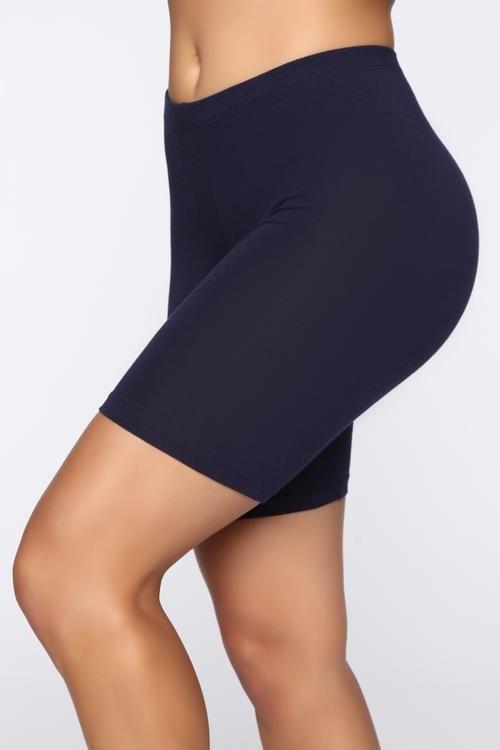 Natalee Biker Shorts – Navy   – Sexy things