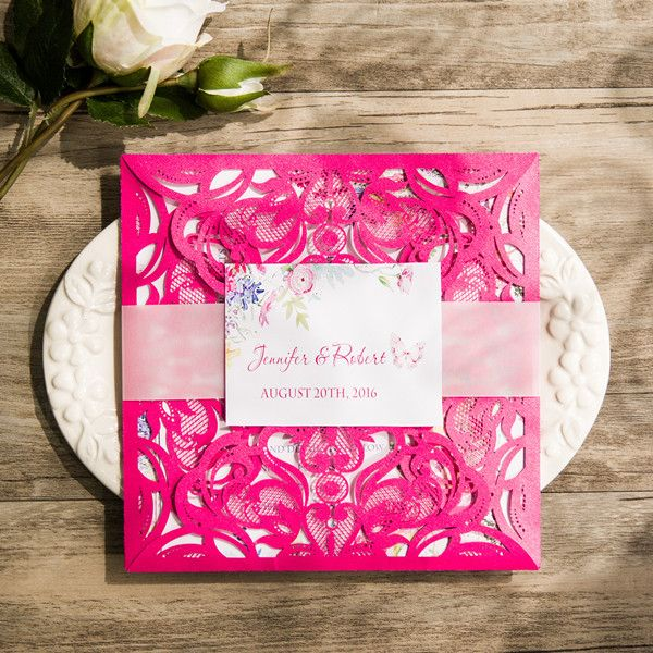 Today our wedding inspiration is all about sweetness, elegance and romance, the pink and gold wedding color ideas. Pink and gold are both common and widely-used wedding colors for their various shades and great inclus...