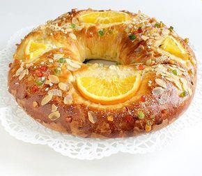 Rosc�n de Reyes sin huevo ni leche, especial alergias
