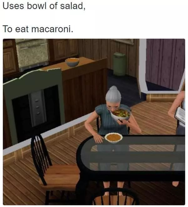 Funny Sims Moments That Accurately Represent Real Life 16  Famepace