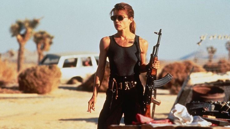 Sarah Connor is back, new Terminator movie with Arnie: Sarah Connor is back, new Terminator movie with Arnie:…
