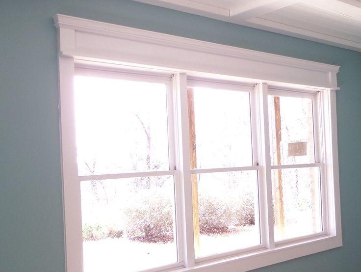 166 best Door Window Trim images on Pinterest Window trims