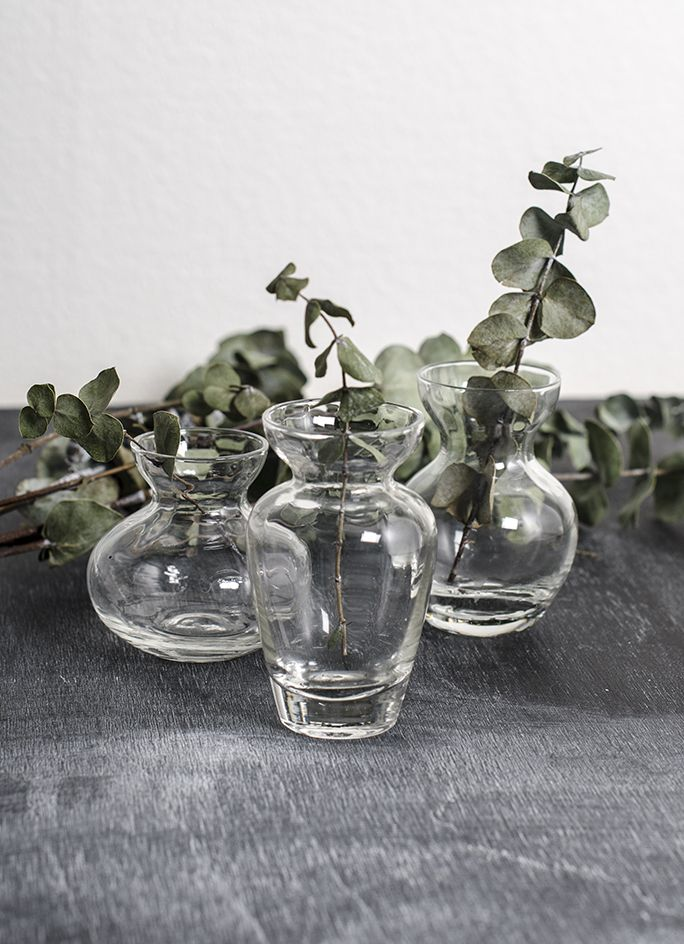 Mini vases VIOLA, 59 SEK/set of 3 #lagerhaus #spring #2015