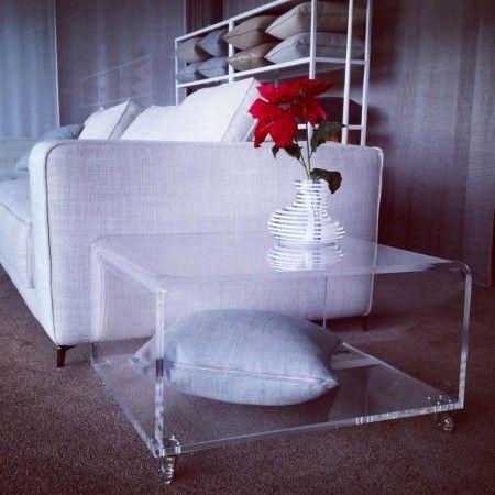 29 migliori immagini tavolini da salotto moderni in - Mobili in plexiglass ...