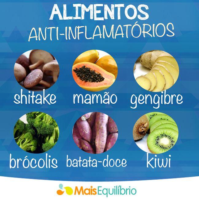 Que tal incluir esse alimentos na sua dieta e aumentar as defesas do seu organismo? Mais dicas em http://maisequilibrio.com.br/