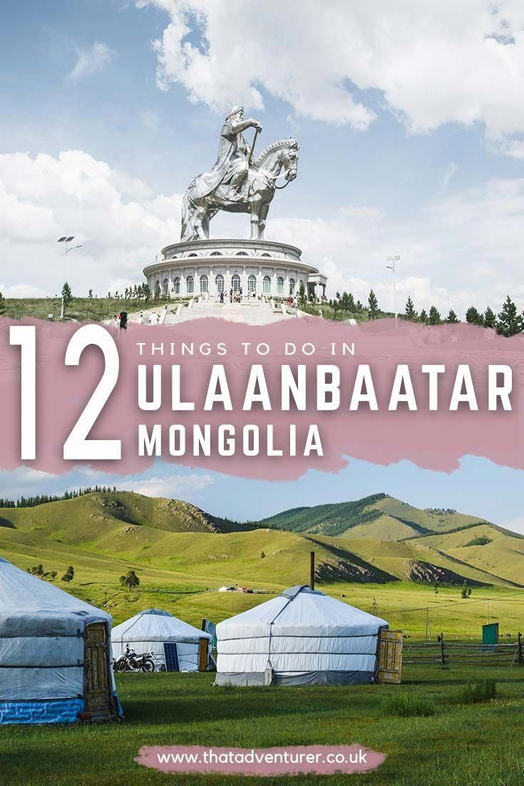 Planning To Travel To Mongolia Check Out This List Of Things To Do In Ulaanbaatar Mongolia Including The Top Things T In 2020 Asienreisen Reiseideen Tolle Reiseziele
