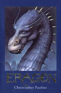 "Christopher Paolini's Eragon series is fantastic; definitely in the genre of Lord of the Rings & Harry Potter - if you like mythical story lines.  I'm reading ""Inheritance"" now, the last book in the series.   Eragon the movie stunk, but the books are worth reading."