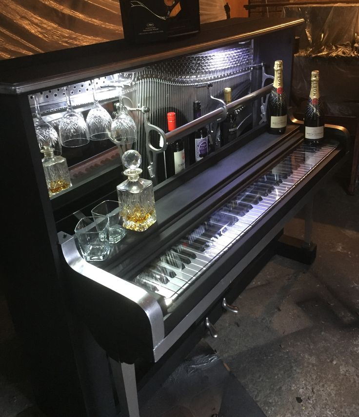 25 best ideas about piano bar on pinterest piano bar near me music furniture and upcycled. Black Bedroom Furniture Sets. Home Design Ideas