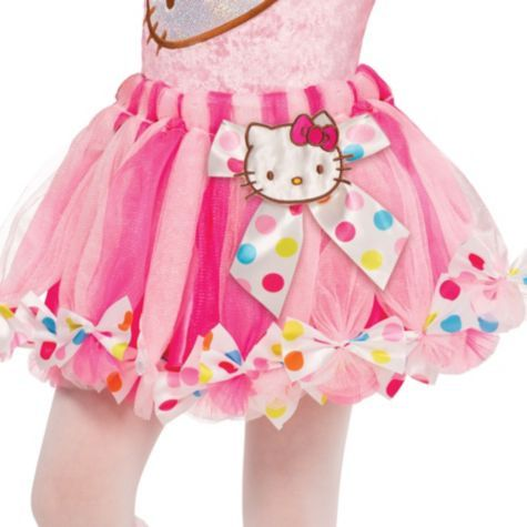 Pink Hello Kitty Tutu for Children - Party City