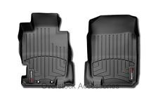 2007-2014 Escalade / Avalanche Floor Mats WeatherTech Digital Black Front Liners