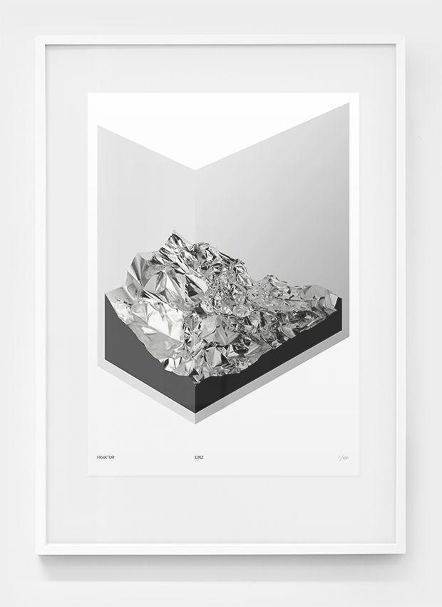 Editions of 100—Fraktur