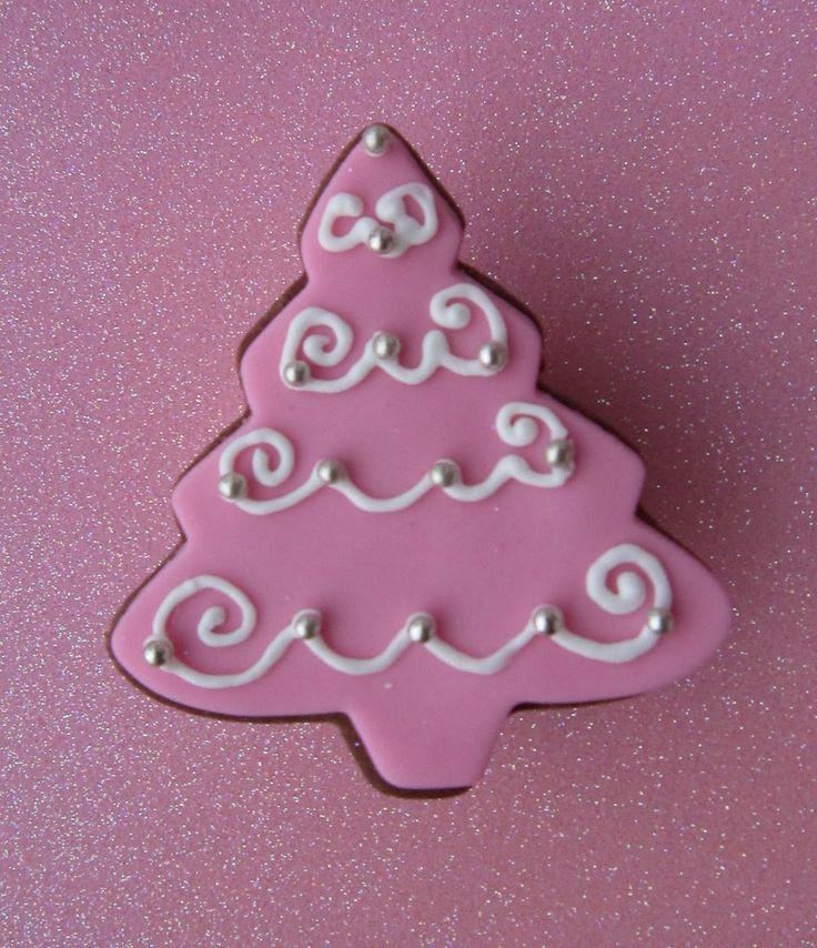 Pink Tree Christmas