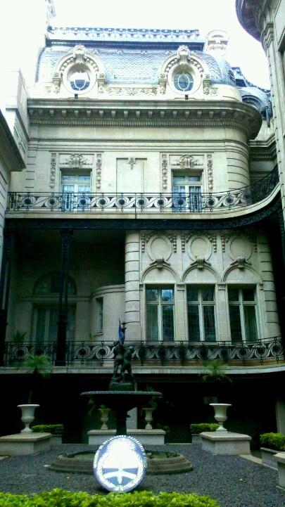 Palacio Anchorena • Buenos Aires.