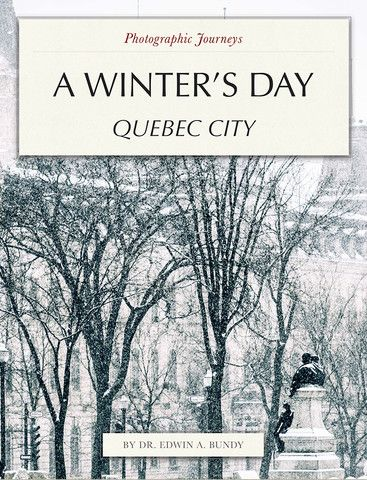 This is my latest iBook. The images were captured in Quebec City, Quebec Canada. You can download the iPad version on iTunes, and the book is free.