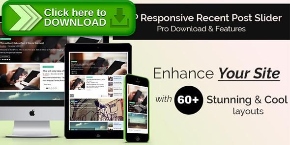 [ThemeForest]Free nulled download Responsive Recent Post Slider Pro from http://zippyfile.download/f.php?id=52571 Tags: ecommerce, post slider, post slideshow, posts slider, posts slideshow, recent post slider, recent posts slider, recent posts slideshow, Responsive post slider, responsive posts slider, responsive recent post slider, responsive recent posts slider, Wordpress posts Slider