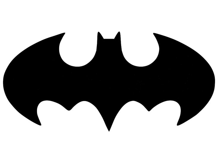 Best 25 Batman logo ideas on Pinterest